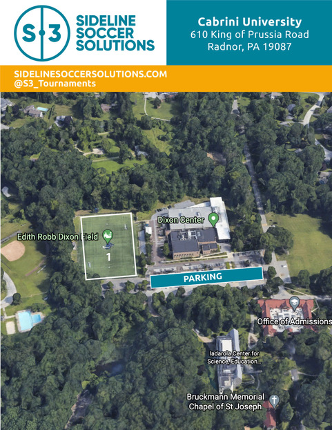 Cabrini College Campus Map.Fc Europa Turf Cup Girls Weekend Apltournaments Com